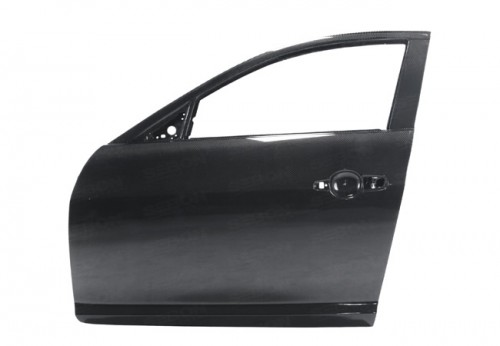 CARBON FIBRE DOORS FOR 2004-2011 MAZDA RX-8 - Front*