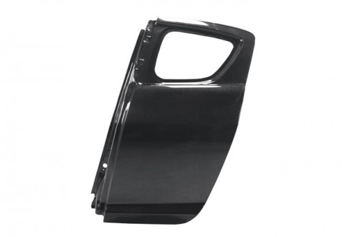 CARBON FIBRE DOORS FOR 2004-2011 MAZDA RX-8 - Rear*