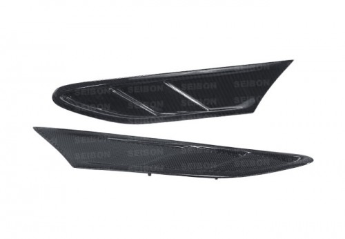 FR-STYLE CARBON FIBRE WING DUCTS FOR 2013-2018 TOYOTA GT86 / SUBARU BRZ