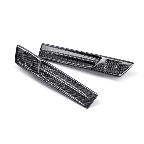 CARBON FIBRE WING DUCT LOGO FOR 2009-2014 NISSAN GT-R