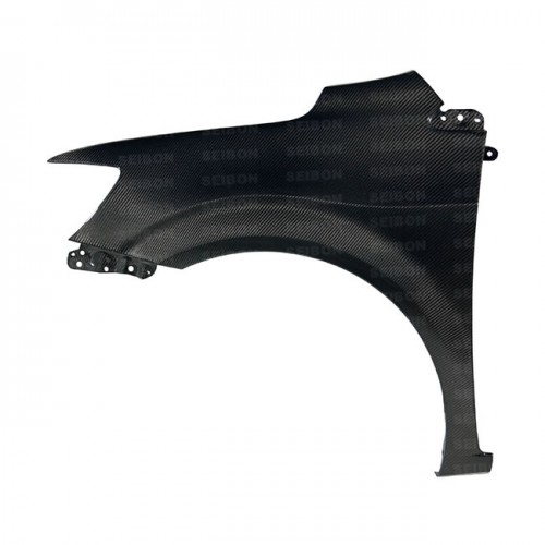 Carbon fibre wings for 2012 Chevrolet Sonic (pair)