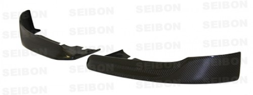 TR-STYLE CARBON FIBRE FRONT LIP FOR 2007-2010 BMW E92 3 SERIES M SPORT COUPE