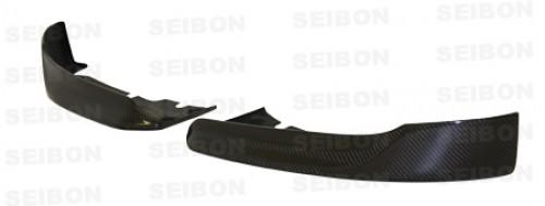TR-STYLE CARBON FIBRE FRONT LIP FOR 2007-2010 BMW E92 3 SERIES M SPORT COUPE