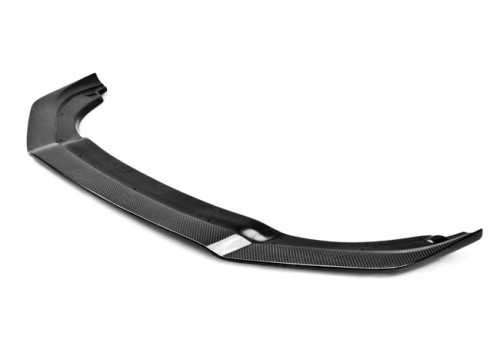 TT-STYLE CARBON FIBRE FRONT LIP FOR 2012-2013 VOLKSWAGEN GOLF R