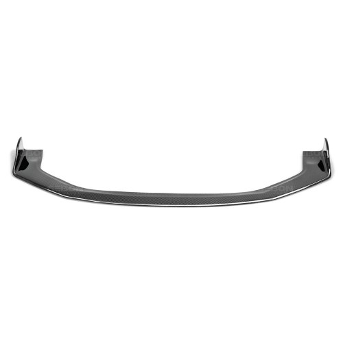 OP-STYLE CARBON FIBRE FRONT LIP FOR 2014-2016 LEXUS IS F SPORT