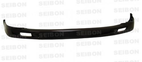 MG-style carbon fibre front lip for 1992-1995 Honda Civic 2DR/HB