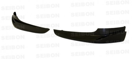 TH-STYLE CARBON FIBRE FRONT LIP FOR 2000-2003 BMW E46 3 SERIES COUPE