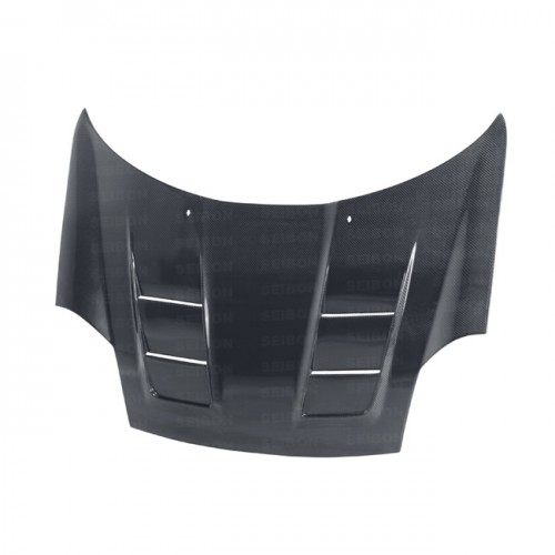 TS-style carbon fibre bonnet for 2000-2005 Toyota MRS