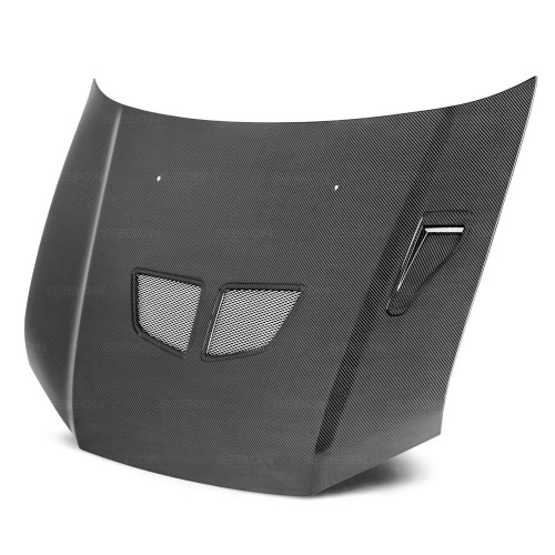 OEM-Style Carbon fibre bonnet for 2002-2003 Mitsubishi Lancer Evo7