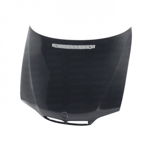OEM-STYLE CARBON FIBRE BONNET FOR 2002-2005 BMW E46 3 SERIES SALOON