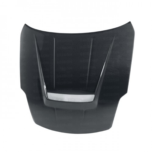 VSII-style carbon fibre bonnet for 2002-2006 Nissan 350Z