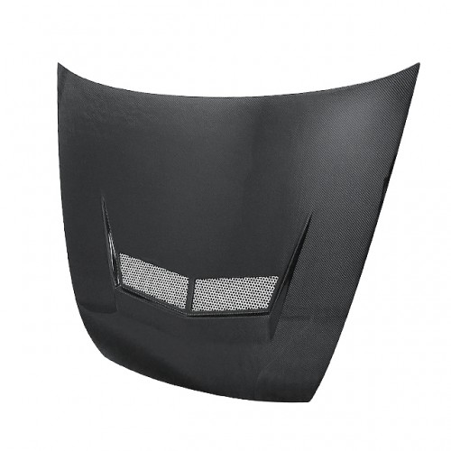 VSII-STYLE CARBON FIBRE BONNET FOR 2003-2007 HONDA ACCORD SEDAN