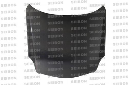 OEM-style carbon fibre bonnet for 2003-2004 Infiniti G35 4DR