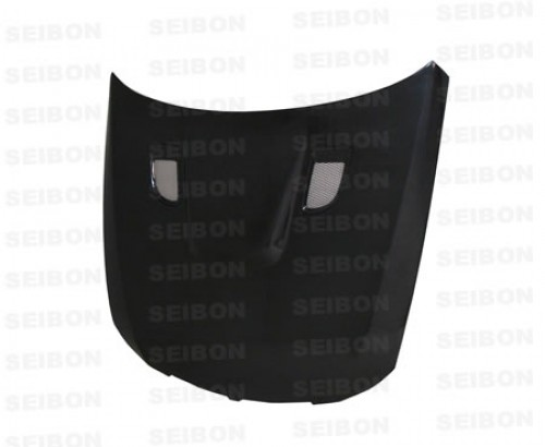BM-STYLE CARBON FIBRE BONNET FOR 2006-2008 BMW E90 3 SERIES SALOON
