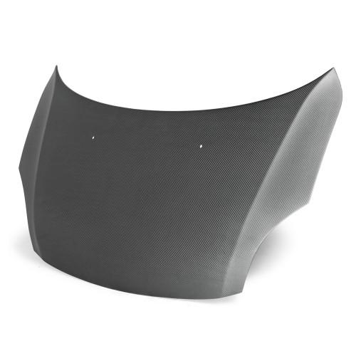 OEM-Style Carbon fibre bonnet for 2005-2007 Suzuki Swift (Matte Finish)
