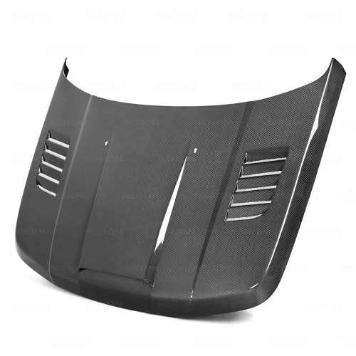 TM-STYLE CARBON FIBRE BONNET FOR 2006-2013 LAND ROVER RANGE ROVER SPORT L320