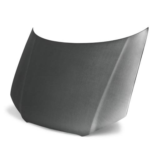 OEM-Style Carbon fibre bonnet for 2006-2008 Audi A3 (Matte Finish)