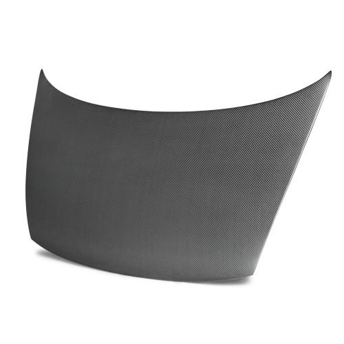 OEM-style carbon fibre bonnet for 2006-2010 Honda Civic 2DR (Matte Finish)