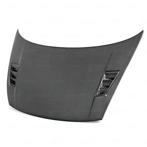 MGII-style carbon fibre bonnet for 2006-2010 Honda Civic 4DR