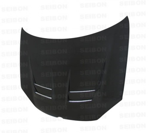 DV-style carbon fibre bonnet for 2006-2009 VW Golf GTI