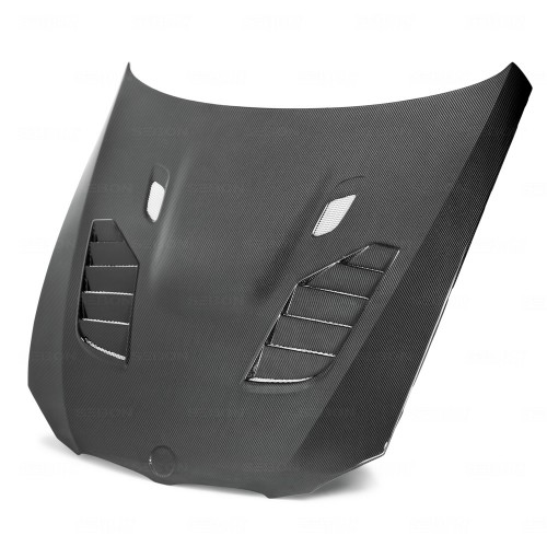 CT-STYLE CARBON FIBRE BONNET FOR 2008-2013 BMW E92 M3 COUPE