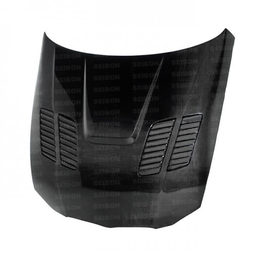 GTR-STYLE CARBON FIBRE BONNET FOR 2008-2013 BMW E92 M3 COUPE*