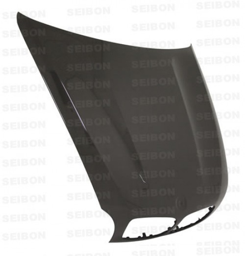 OEM-style carbon fibre bonnet for 2007-2010 BMW X5/X6