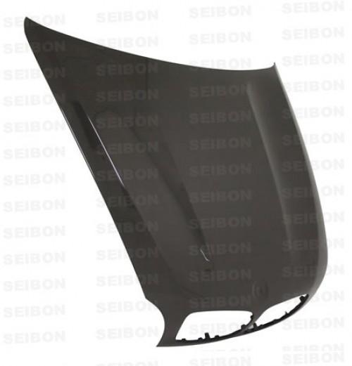 OEM-STYLE CARBON FIBRE BONNET FOR 2007-2013 BMW E70 X5 / E71 X6