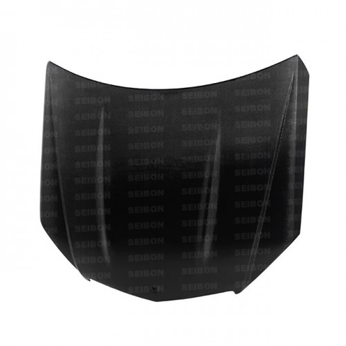 OEM-STYLE CARBON FIBRE BONNET FOR 2008-2011 MERCEDES-BENZ C63 AMG