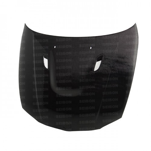 BM-STYLE CARBON FIBRE BONNET FOR 2008-2013 BMW E82 1 SERIES / 1M COUPÉ