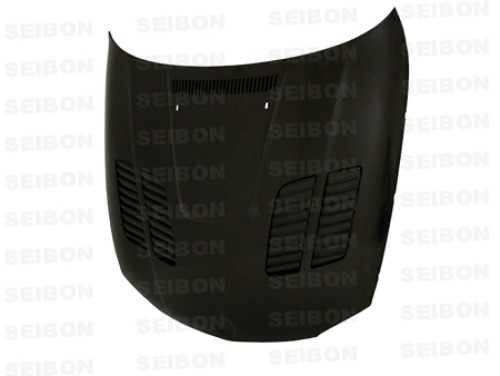GTR-STYLE CARBON FIBRE BONNET FOR 2008-2013 BMW E82 1 SERIES / 1M COUPÉ*