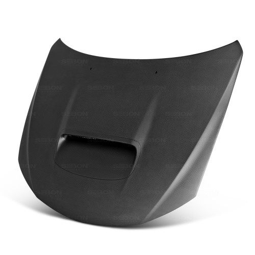 OEM-STYLE DRY CARBON BONNET FOR 2008-2014 SUBARU WRX / STI*