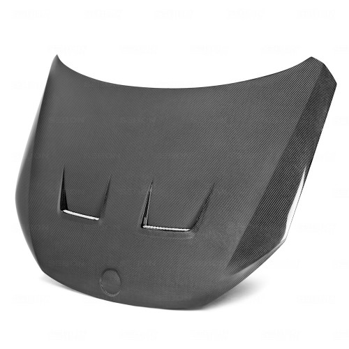 ER-Style Carbon fibre bonnet for 2008-2011 Volkswagen Scirocco