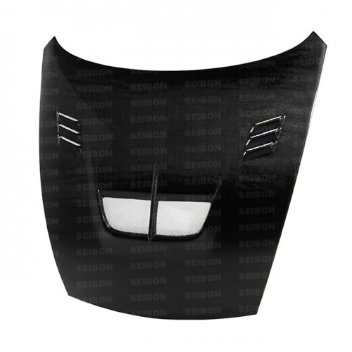 BD-STYLE CARBON FIBRE BONNET FOR 2009-2019 NISSAN 370Z