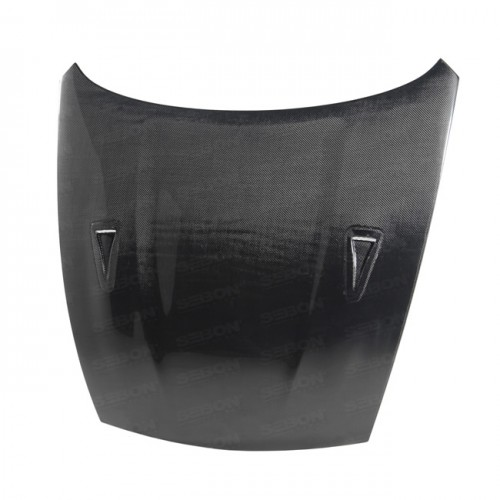 GTR-style carbon fibre bonnet for 2009-2014 Nissan 370Z