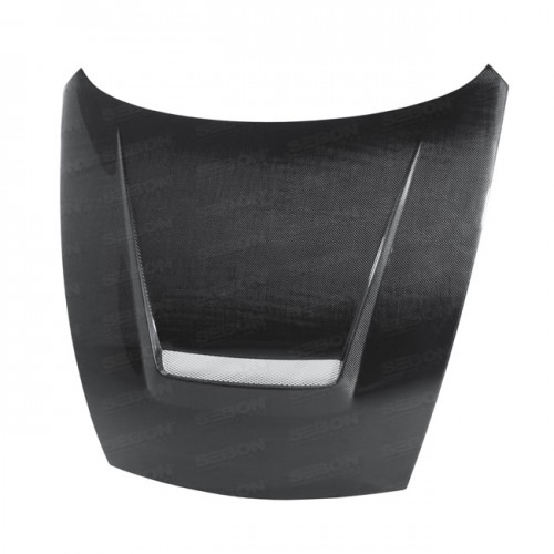 VSII-style carbon fibre bonnet for 2009-2014 Nissan 370Z