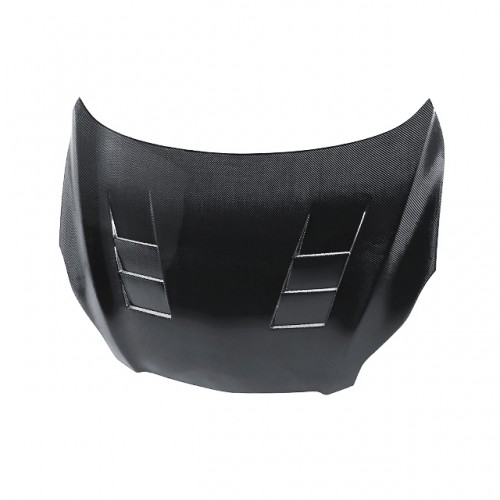 MG-STYLE CARBON FIBRE BONNET FOR 2009-2013 TOYOTA MATRIX