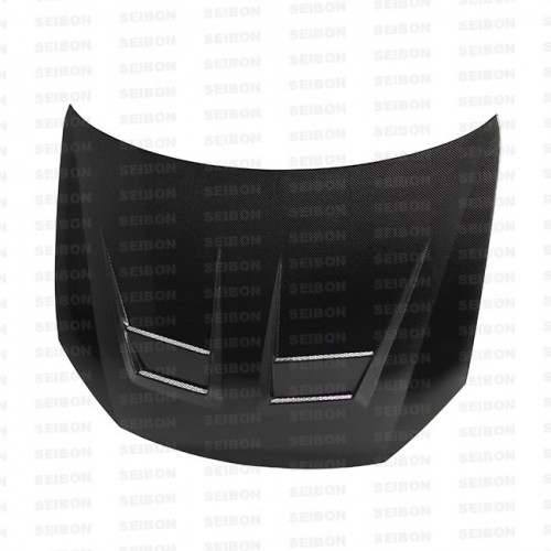 DV-STYLE CARBON FIBRE BONNET FOR 2010-2014 VOLKSWAGEN GOLF / GTI / R (Shaved)