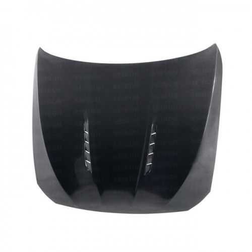 BT-style carbon fibre bonnet for 2012-2013 BMW F10