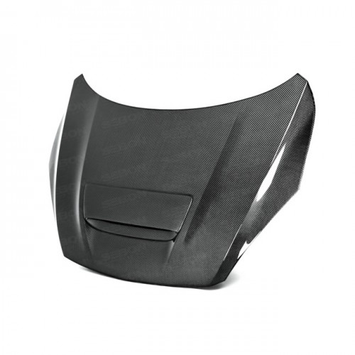 OEM-STYLE CARBON FIBRE BONNET FOR 2010-2013 MAZDA MAZDASPEED3