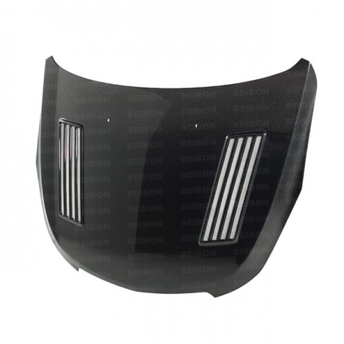 SS-style carbon fibre bonnet for 2011-2012 Chevrolet Cruze