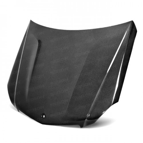OEM-STYLE CARBON FIBRE BONNET FOR 2012-2015 MERCEDES-BENZ C63 AMG