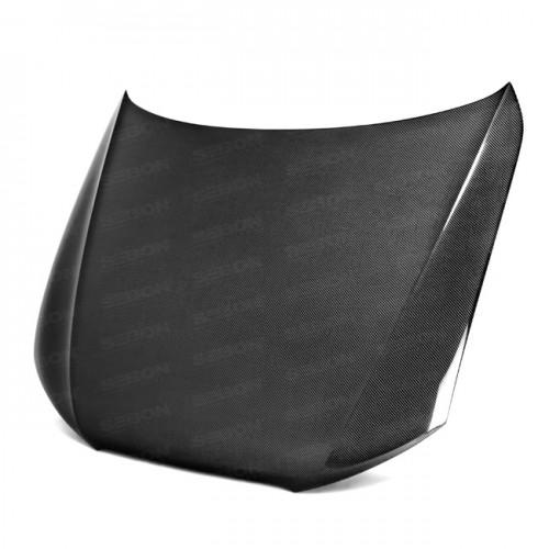 OEM-Style Carbon fibre bonnet for 2013-2015 Audi A4