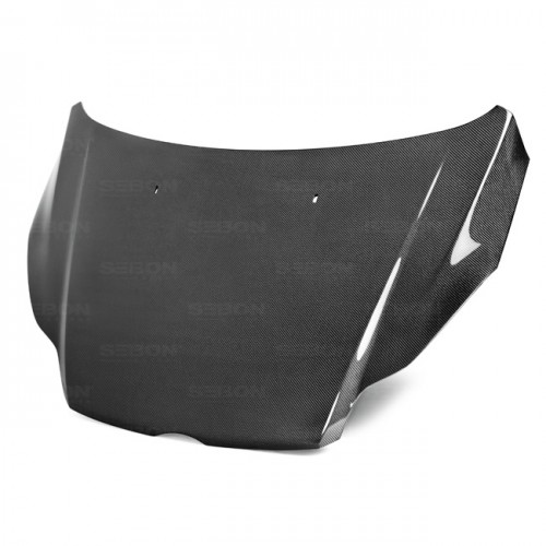 OEM-Style Carbon fibre bonnet for 2012-2014 Ford Focus