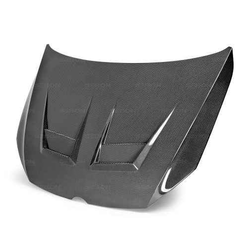 DV-Style Carbon fibre bonnet for 2015-2016 Volkswagen Golf / Golf GTI MK7
