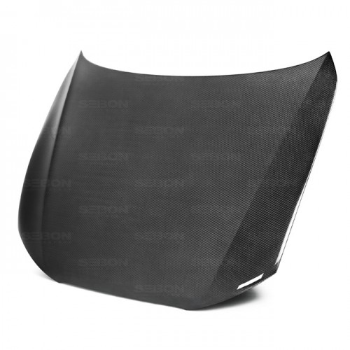 OEM-STYLE CARBON FIBRE BONNET FOR 2013-2017 AUDI A5 COUPE / CABRIOLET