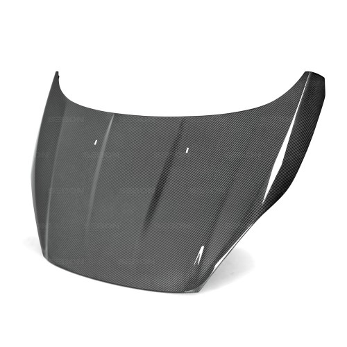 OEM-STYLE CARBON FIBRE BONNET FOR 2014-2018 FORD FIESTA