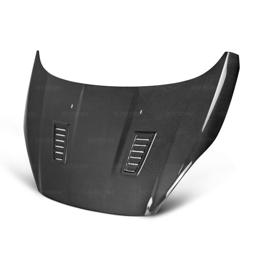RS-STYLE CARBON FIBRE BONNET FOR 2014-2018 FORD FIESTA
