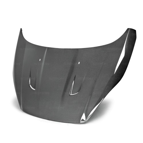 TM-STYLE CARBON FIBRE BONNET FOR 2014-2018 FORD FIESTA