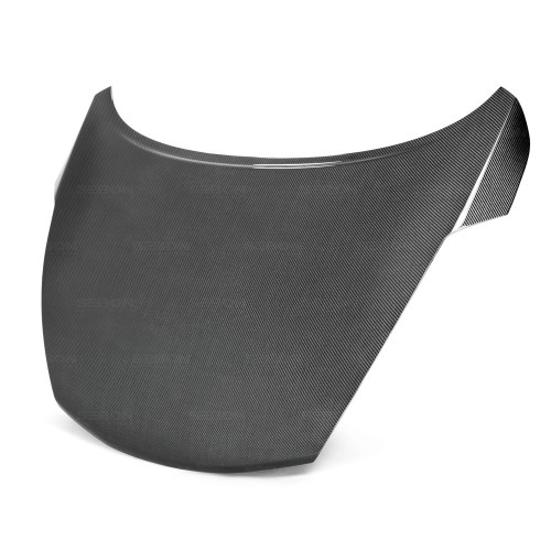 OEM-style carbon fibre bonnet for 2011-2015 Nissan Juke